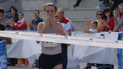 Khadija Baghyay, la atleta marroquí que alcanzó Europa corriendo