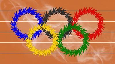 Kiffende Olympia-Sportler haben es bei Kontrollen leichter als nüchterne Autofahrer