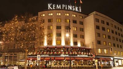 Sind die Direktoren des Kempinski-Hotels feige Antisemiten?