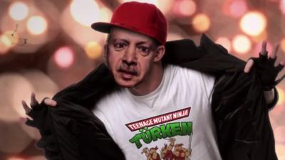 """Jemand hat Sidos """"Mein Block"""" zu einem Erdogan-Diss umgetextet"""