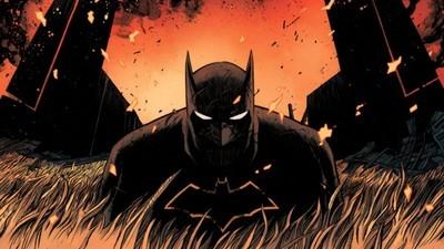 Estrellas reunidas del mundo de los cómics hacen una nueva historieta de Batman