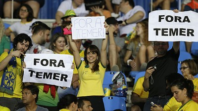 Río no podrá seguir echando a los manifestantes de los estadios