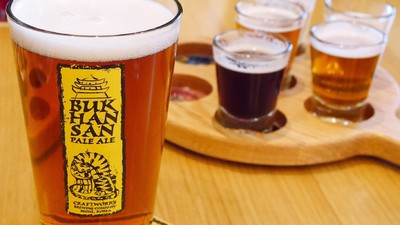The Rise of South Korea's Craft Brewing Scene