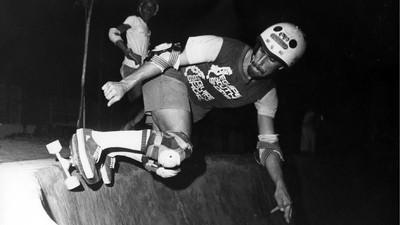 O cara que recupera a história audiovisual do skate do século 20
