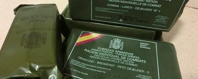 Comí durante un día la 'Ración Individual de Combate' del Ejército Español