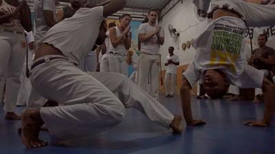 Inside a Capoeira Martial Arts Class