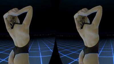 De eerste keer dat ik meedeed aan een pornofilm in virtual reality