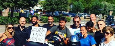 I diari dello scooterone: abbiamo analizzato il tour estivo di Alessandro Di Battista