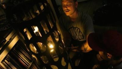 Ich habe mir eine DIY-Traummaschine gebaut, um mich vom Licht berauschen zu lassen