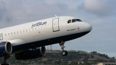 Some Really Bad Turbulence Sent 24 JetBlue Passengers to the Hospital