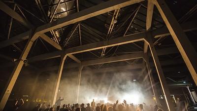 Lasers, arte, sostenibilidad y música electrónica este finde en el festival DGTL Barcelona