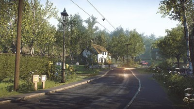 The Makers of 'Everybody's Gone to the Rapture' Reflect on Happiness and Horrors