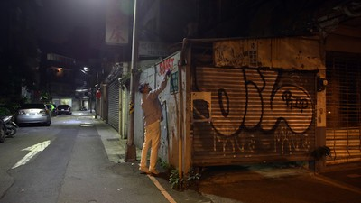 Taiwan's Graffiti Scene Is Outgrowing Its Foreign Influences