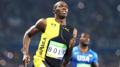 Epílogo Olímpico: Flash existe, es de Jamaica y se llama Usain Bolt