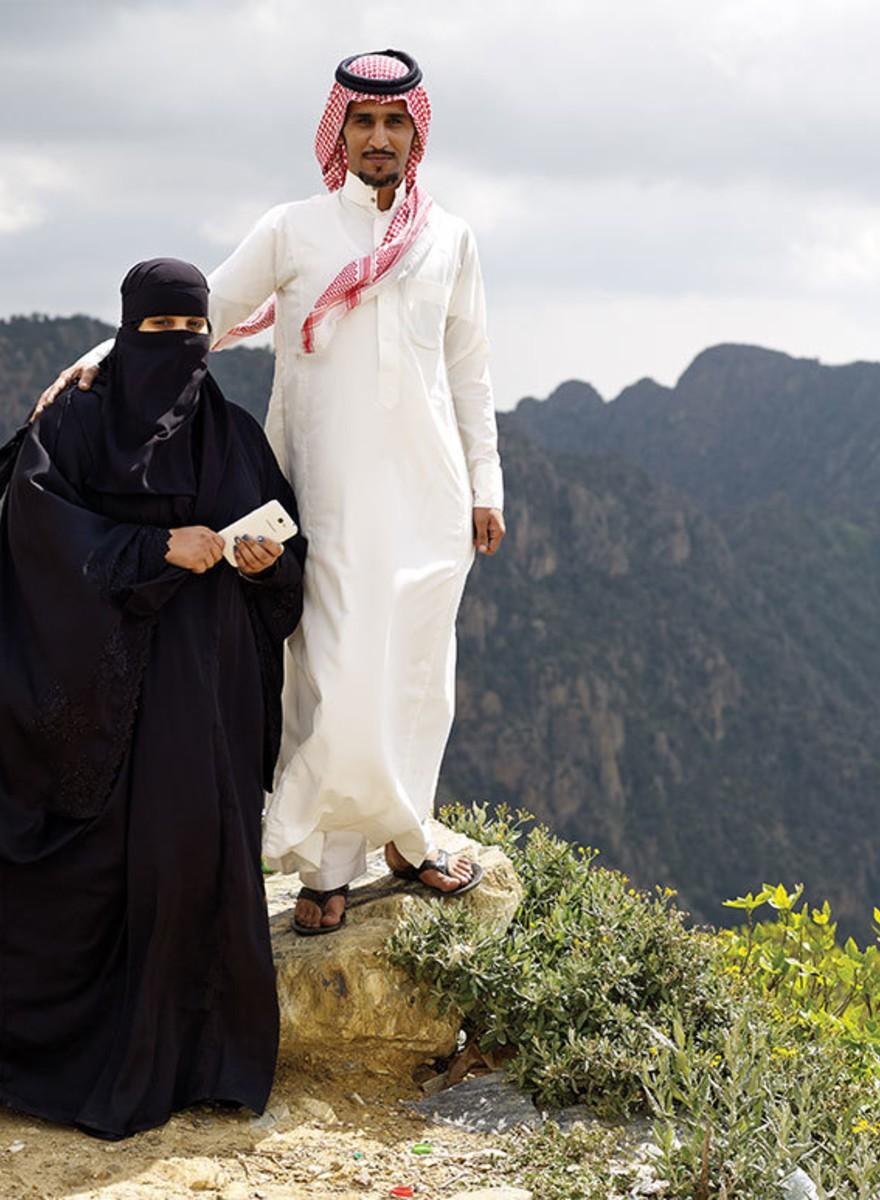 Die modernen Widersprüche Saudi-Arabiens