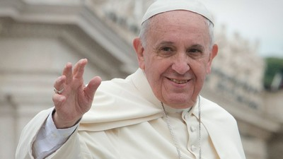 The Pope Is Taking Homeless People Out for Pizza