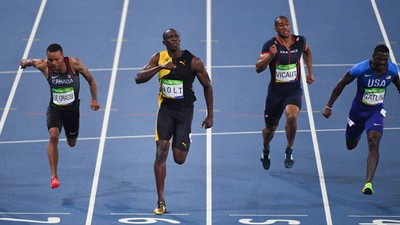 Usain Bolt Just Cemented Himself As The Greatest Sprinter Of All-Time
