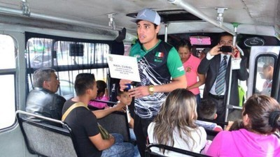 Así fue cuando los boxeadores mexicanos pidieron apoyo para llegar a Rio 2016