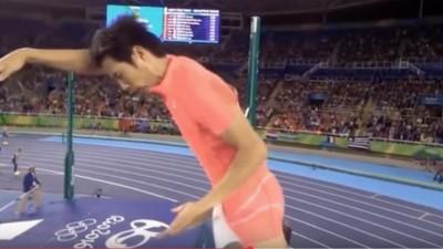 El pene de un atleta puso fin a su sueño olímpico