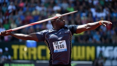 How Kenyan Javelin Thrower Julius Yego Mastered His Sport by Watching YouTube Videos
