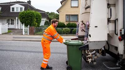 Ich habe einen Tag als Müllmann gearbeitet und dabei komplett versagt
