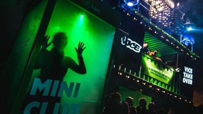 Kom viben in de KPN Mobile Disco op Lowlands