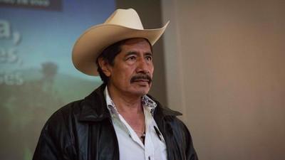 'La libertad es un platillo al que hoy le doy la primera cucharada': Ildefonso Zamora