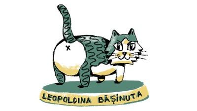 Leopoldina Bășinuță și levănțica