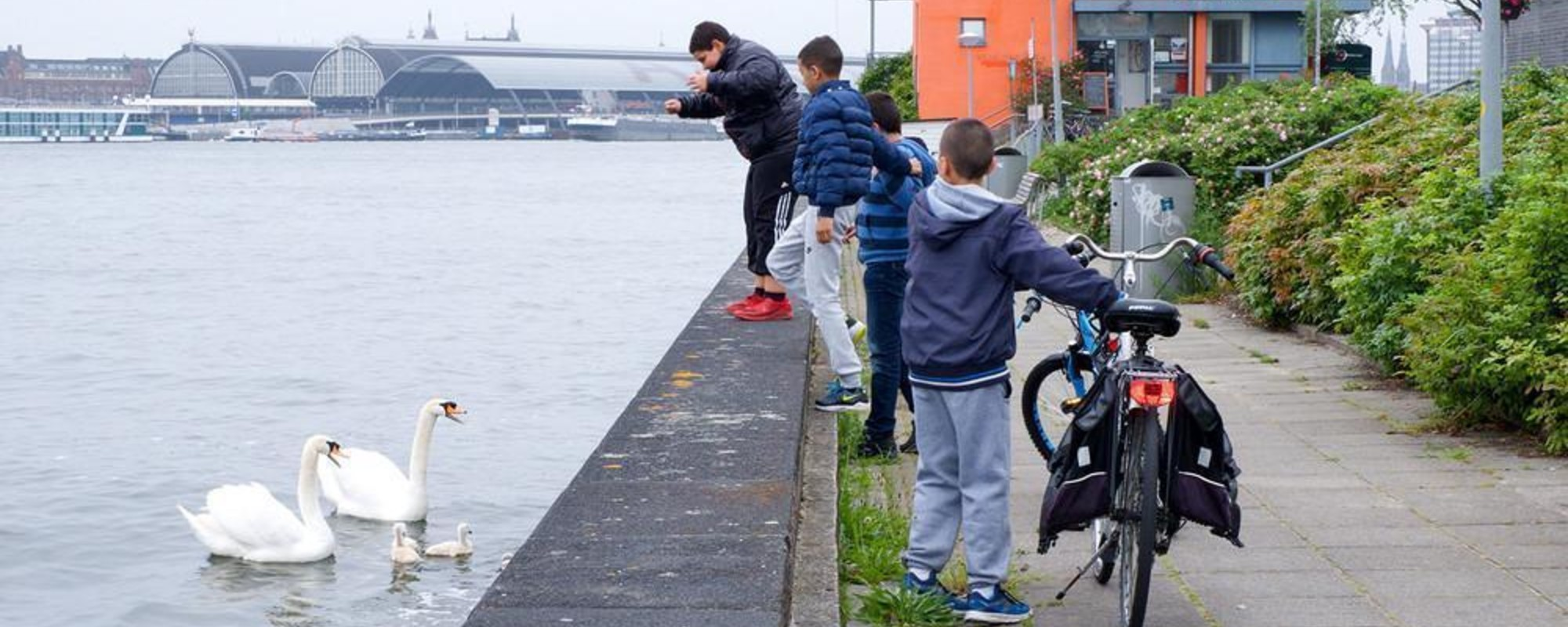 In Photos: Η Γειτονιά του Άμστερνταμ που από Ασχημόπαπο Έγινε Κύκνος