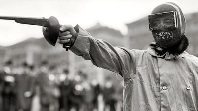 Op de Spelen van 1908 schoten mensen elkaar overhoop voor een medaille