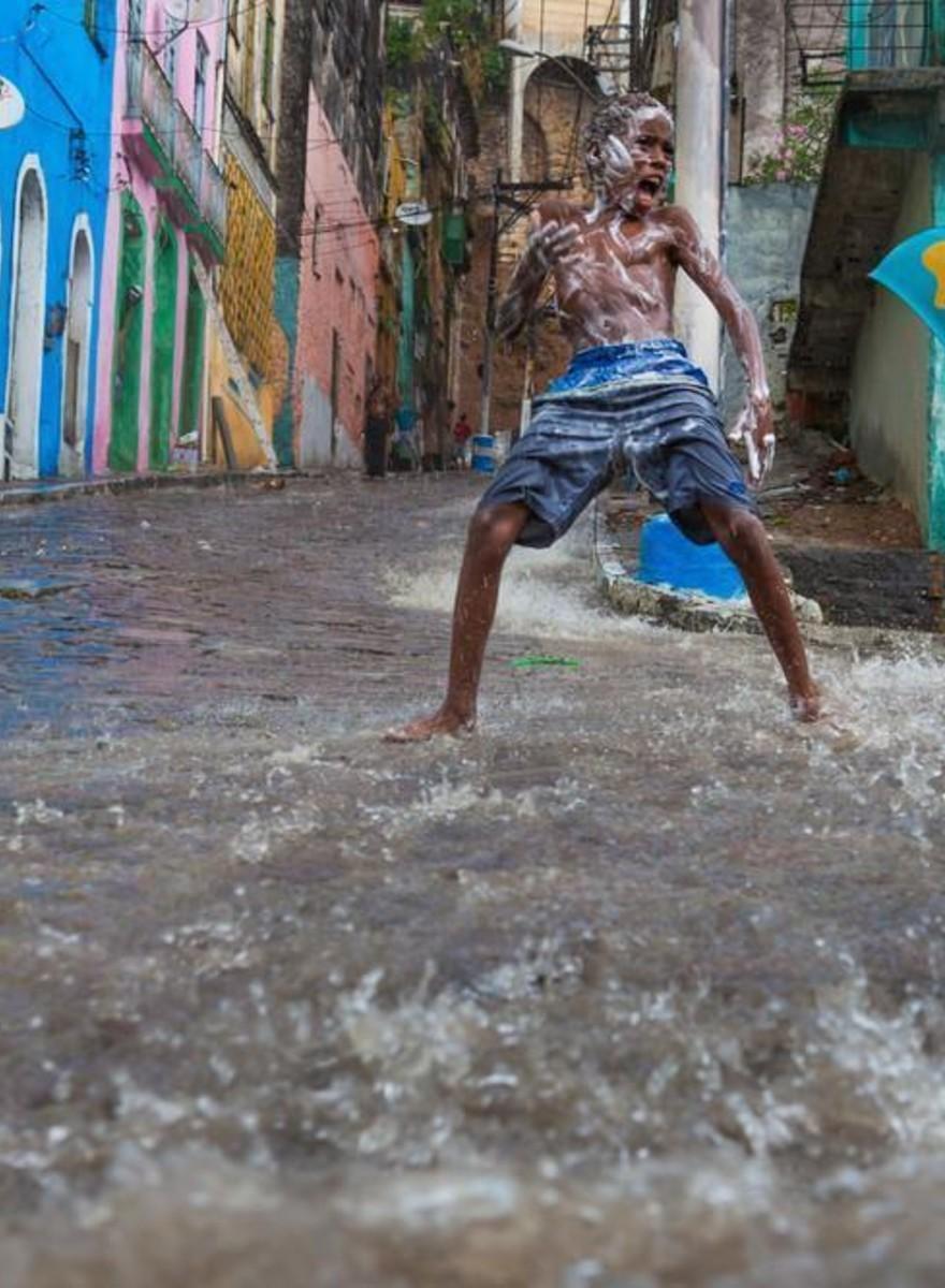 Salvador de Bahía es un paraíso