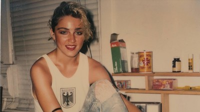 Sixty-Six Long-Lost Polaroids of Madonna in '83 Show a Mega Star on the Verge