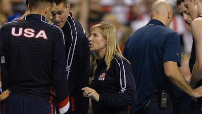 The US Men's Volleyball Team Has a Coach for the Mind