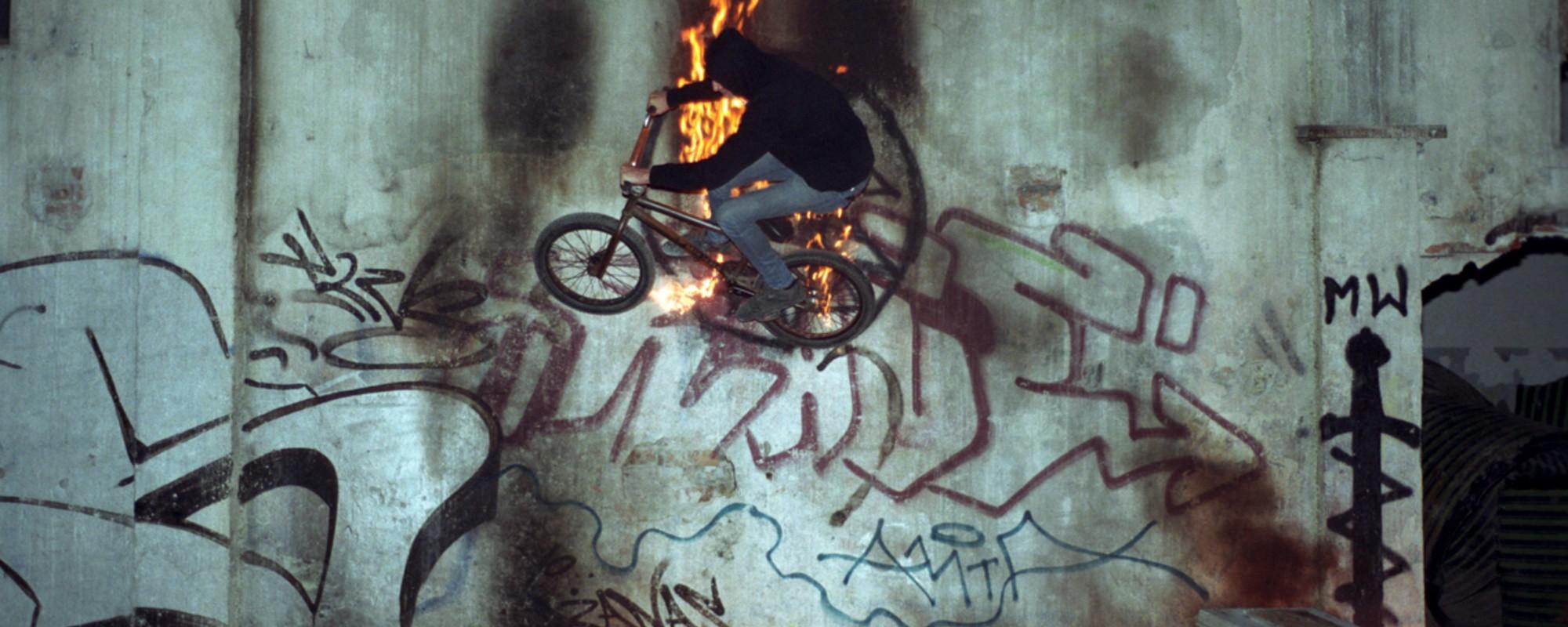 Zamknięte miejscówki i BMX-owe triki – oto zdjęcia, które trudno skopiować