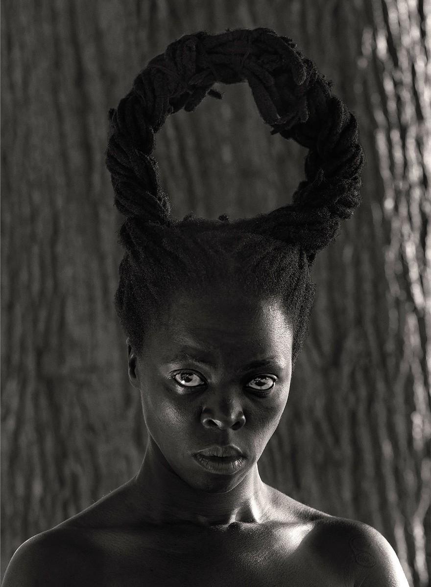 Aussdrucksstarke Porträts von südafrikanischen Lesben