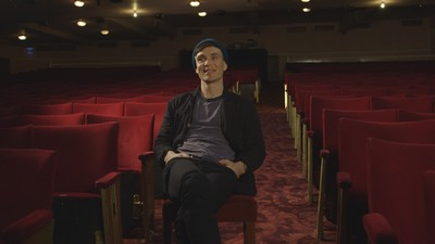 Cillian Murphy Talks About Tackling Eclectic Roles and His Love of Storytelling
