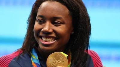 Cullen Jones on Simone Manuel and the Future of African Americans in Swimming