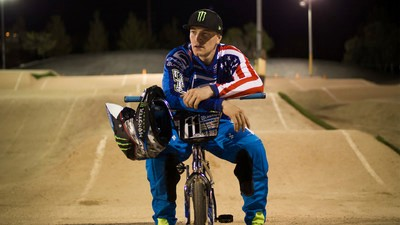 We Talk to BMX Olympian Connor Fields About Racing in Rio