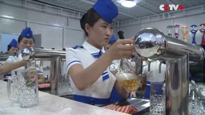 La Corée du Nord a lancé sa toute première « fête de la bière »