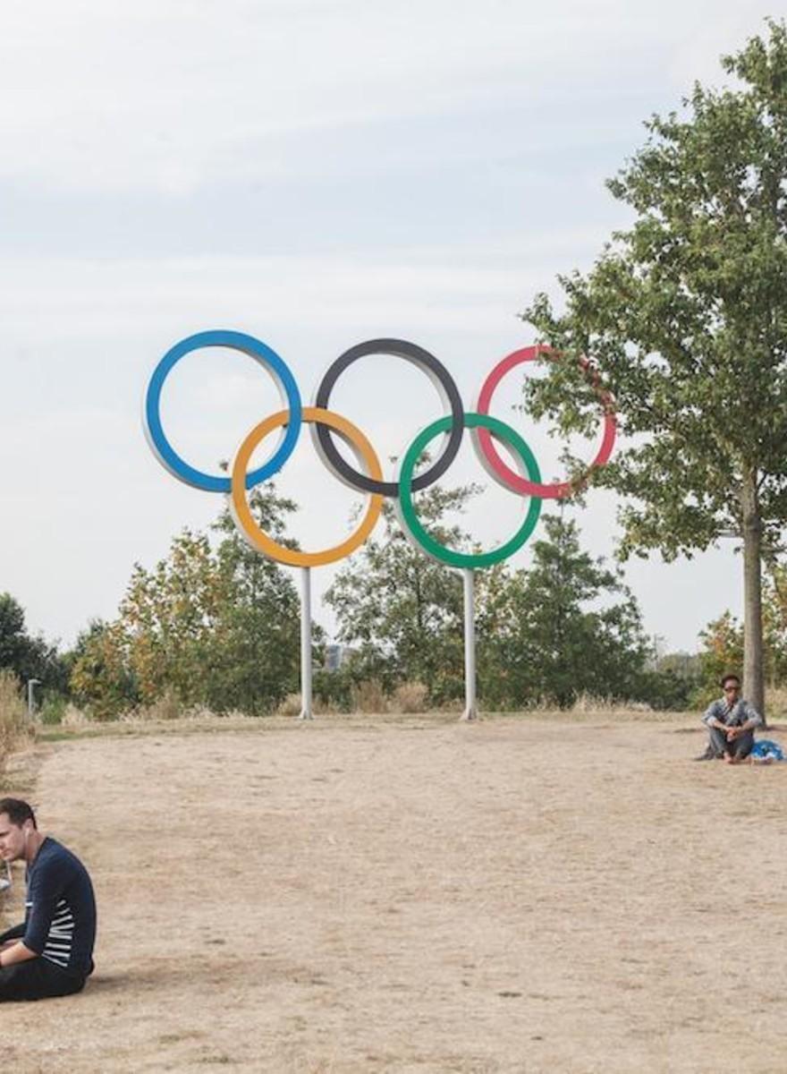 Fotos del Parque Olímpico de Londres cuatro años después de los Juegos