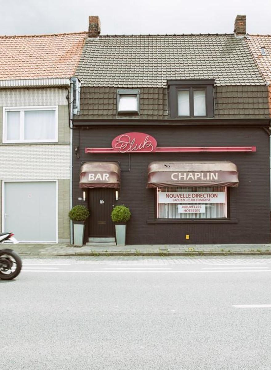 Photos of Derelict Belgian Sex Palaces