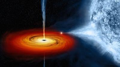 Einem Physiker gelingt es erstmals, die Hawking-Strahlung zu messen