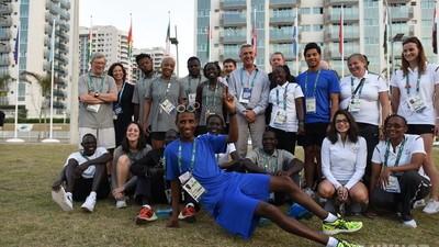 Así son los atletas del primer equipo olímpico de refugiados