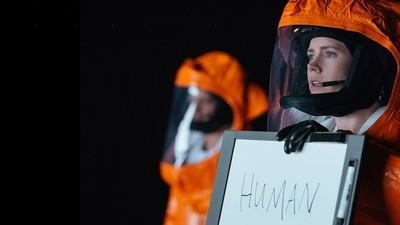 """""""Arrival"""" pode salvar este ano fraquinho em filmes sci-fi"""