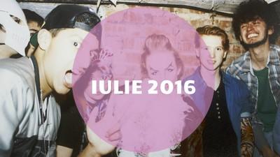 Cea mai bună muzică românească din iulie 2016