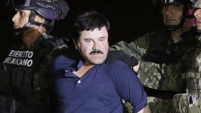 El Chapo's Legacy Hangs in the Balance After His Son's Abduction