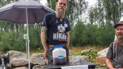 En Finlande avec les brasseurs de « sahti », bière païenne et séculaire
