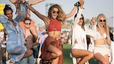 Bei diesem Instagram-Profil denkt man, auf Festivals laufen nur heiße Models rum