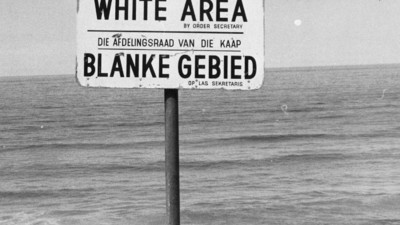 How South Africa's Racist Government Waged a Propaganda War in the UK