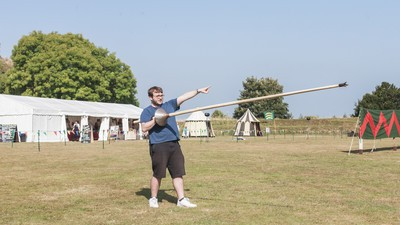The Medieval Reenactors Who Want to Make Jousting an Olympic Sport